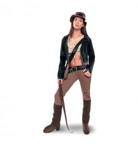 Déguisement Archéologue Femme Indiana Jones