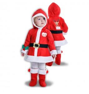 Déguisement Maman Noël Bébé