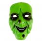 Masque Sorcière Verte