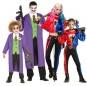 Groupe Joker et Harley Quinn Suicide Squad