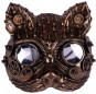 Masque Steampunk Chat