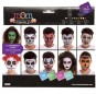 Kit Maquillage Halloween adulte