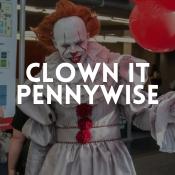 Boutique en ligne déguisements Clowns assassins pour adultes et enfants