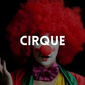Catalogue de déguisements du Cirque pour garçons, filles, hommes et femmes