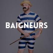 Catalogue de déguisements baigneurs pour garçons, filles, hommes et femmes