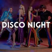 Catalogue de déguisements disco pour garçons, filles, hommes et femmes