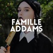 Boutique en ligne déguisements originaux des Addams