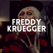 Boutique en ligne déguisements originaux de Feeddy Krueger