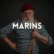 Catalogue de déguisements marins pour garçons, filles, hommes et femmes