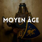 Catalogue de déguisements médiévaux pour garçons, filles, hommes et femmes