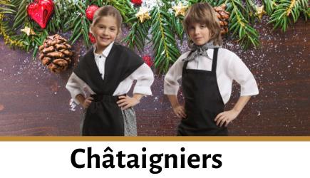 Acheter déguisements Châtaigniers pour enfants et adultes