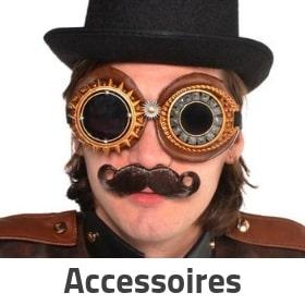 Idées accessoires pour compléter costumes