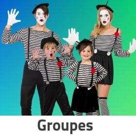 Costumes pour groupes