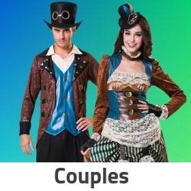 Idées déguisements en couple