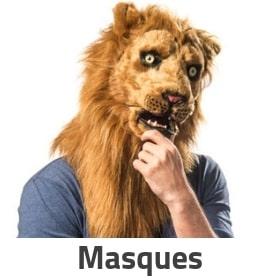 Masque pour se déguiser