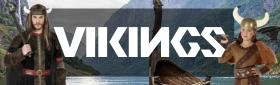 Costumes vikings pour se déguiser en Carnaval