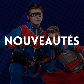 Acheter en ligne les costumes nouveautés 2021 les plus originaux de Carnaval