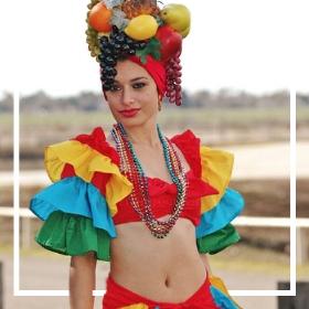 Acheter en ligne les costumes rumba les plus originaux de Carnaval
