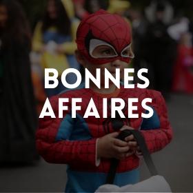 Acheter en ligne les costumes à prix barrés les plus originaux de Carnaval