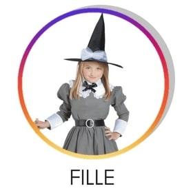 Costumes enfants Halloween pour filles