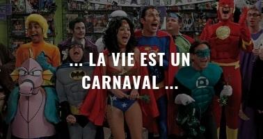 Les meilleurs costumes Carnaval 2020 homme, femme, garçon, fille et bébé