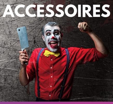 Accessoires d'Halloween pour vous déguiser