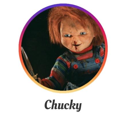 Costumes Chucky et accessoires pour adultes et enfants