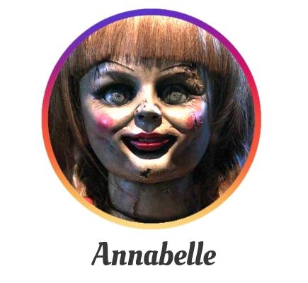 Costumes Annabelle et accessoires pour adultes et enfants