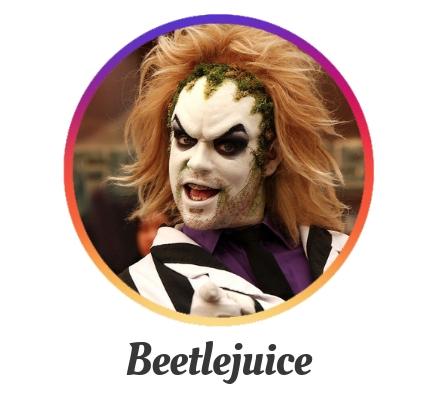 Costumes Beetlejuice et accessoires pour adultes et enfants