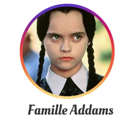 Costumes La Famille Addams et accessoires pour adultes et enfants