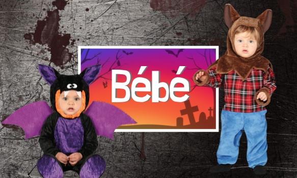 Déguisements Halloween pour bébés