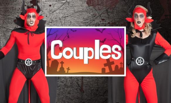 Déguisements Halloween pour couples
