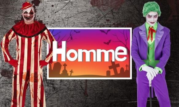 Déguisements Halloween pour hommes