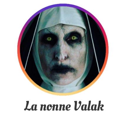 Costumes La Nonne Valak et accessoires pour adultes et enfants