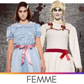 Déguisements femmes pour Halloween