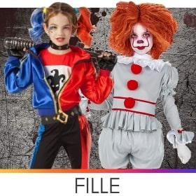 Déguisements filles pour Halloween