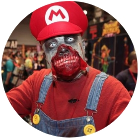 Boutique en ligne costumes Zombies