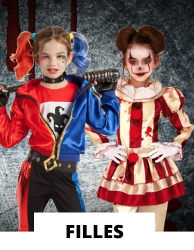 Costume fille pour Halloween