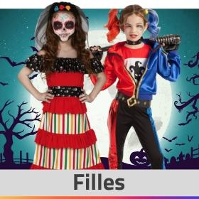Boutique en ligne déguisements Halloween pour filles