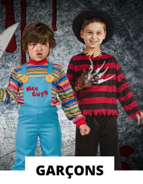 Costume garçon pour Halloween