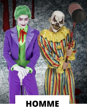 Costume homme pour Halloween