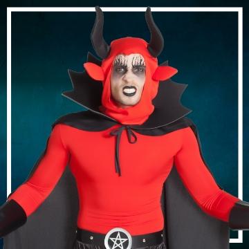 Achetez en ligne les costumes hommes pour devenir un démon