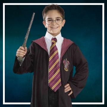 Achetez en ligne les costumes pour devenir Harry Potter