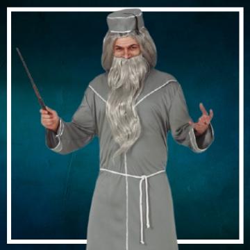 Achetez en ligne les costumes pour devenir un magicien