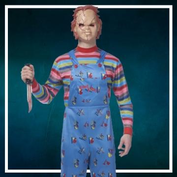 Achetez en ligne les déguisements Halloween de Chucky