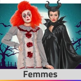 Boutique en ligne costumes terreur de femme 2021