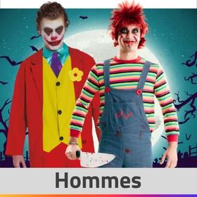 Boutique en ligne costumes terreur d'homme 2021