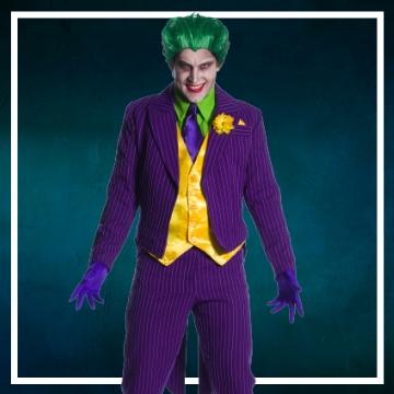 Achetez en ligne les déguisements Halloween de Joker