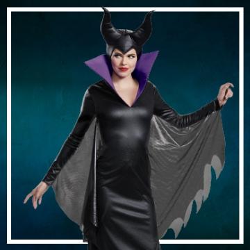 Achetez en ligne les déguisements Halloween de Maléfique