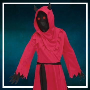 Achetez en ligne les déguisements Halloween de diables taille enfant